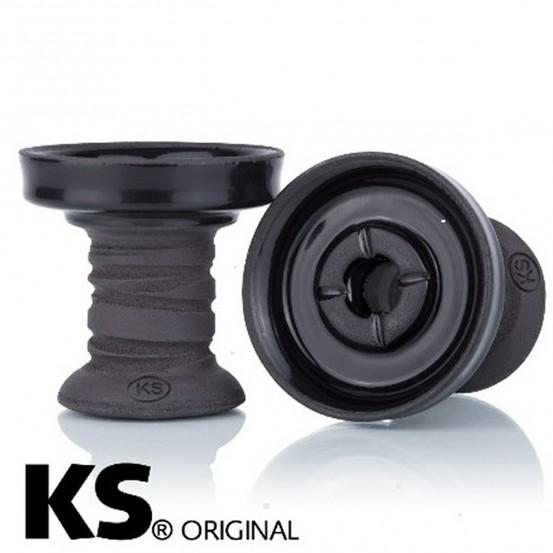 KS Fumnel black shishaexperts.gr