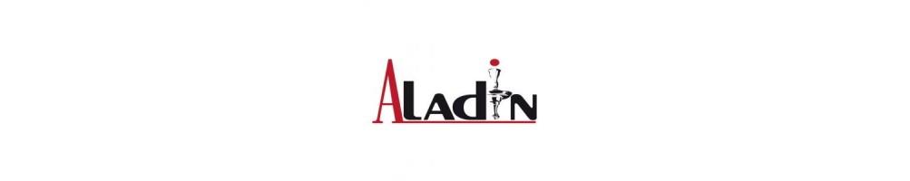 Ναργιλέδες της γερμανικης εταιρίας Aladin.
